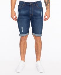 Jake Rip n Repair Denim Shorts