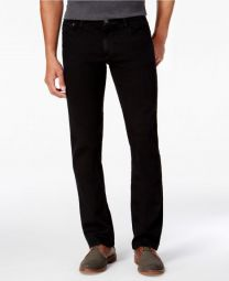 Control Denim Straight Fit Stretch Jeans